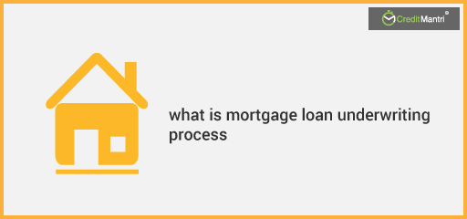 What is mortgage loan Underwriting Process