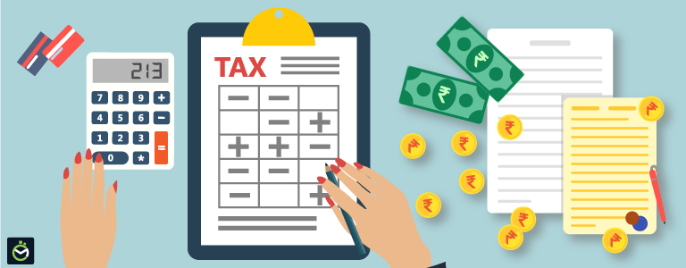 What types of incomes are taxable in India?