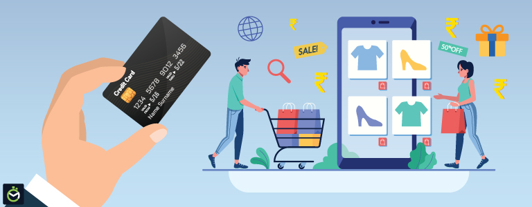 Which HDFC Bank credit card is best for online shopping?
