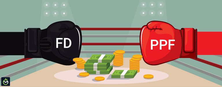 Which Is Better Investment FD or PPF?