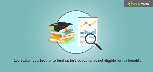 Who can claim education loan tax benefits