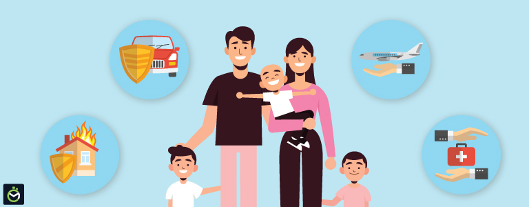 Whole Life Insurance – Life coverage to the life assured for whole life