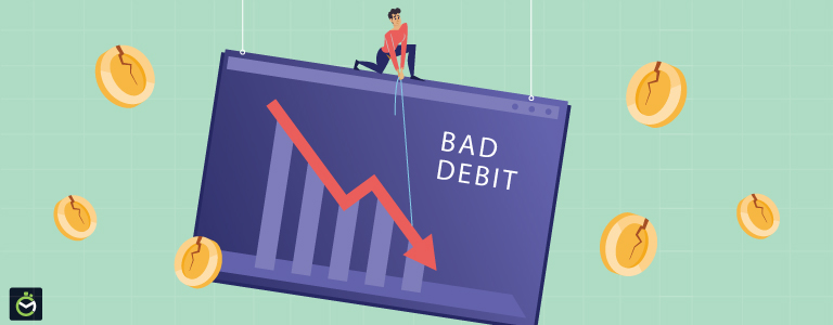 Why Do Banks Write Off Bad Debt?