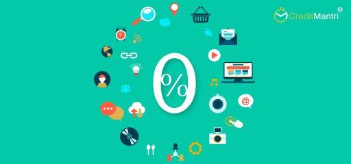 Zero Percent Interest Consumer Durables Loan