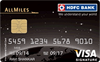 HDFC All Miles Credit Card