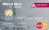Axis Bank Miles and More Credit Card
