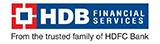HDBFS Personal Loan