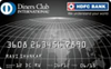 HDFC Diners Club Platinum Credit Card