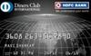 HDFC Diners Club Platinum Credit Card