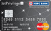 HDFC Jet Platinum - Credit Card