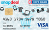 HDFC Snapdeal - Credit Card