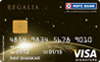 HDFC VISA Regalia Credit Card