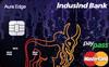 IndusInd Platinum Aura Edge Credit Card