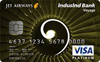 Jet Airways IndusInd Bank Voyage Visa Credit Card