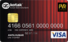 Kotak PVR Gold Credit Card