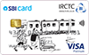 SBI IRCTC Platinum Credit Card