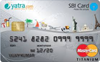 SBI Yatra Credit Card