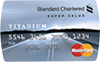 Standard Chartered Super Value Titanium Credit Card