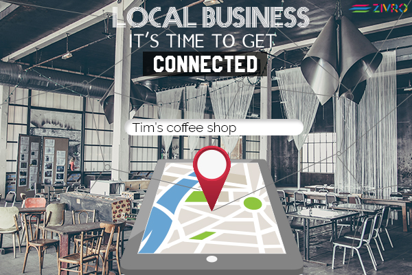 Get Connected to your Local Customers by Going Online