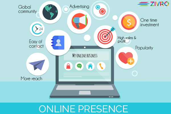 Why it makes sense for your Business to have an Online presence?