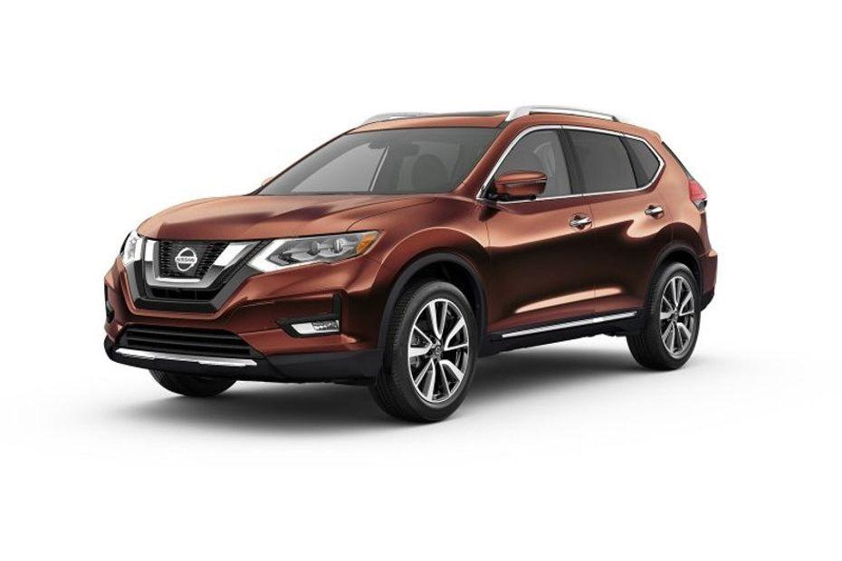 Nissan X-Trail 2019