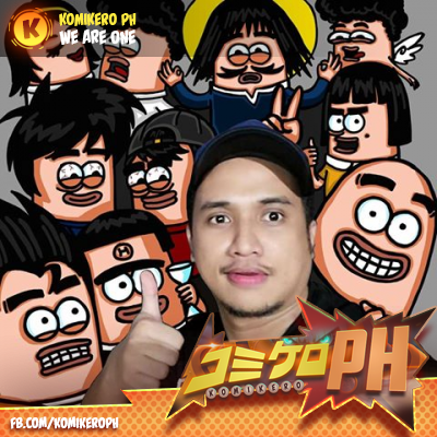 Paolo Supported Komikero PH