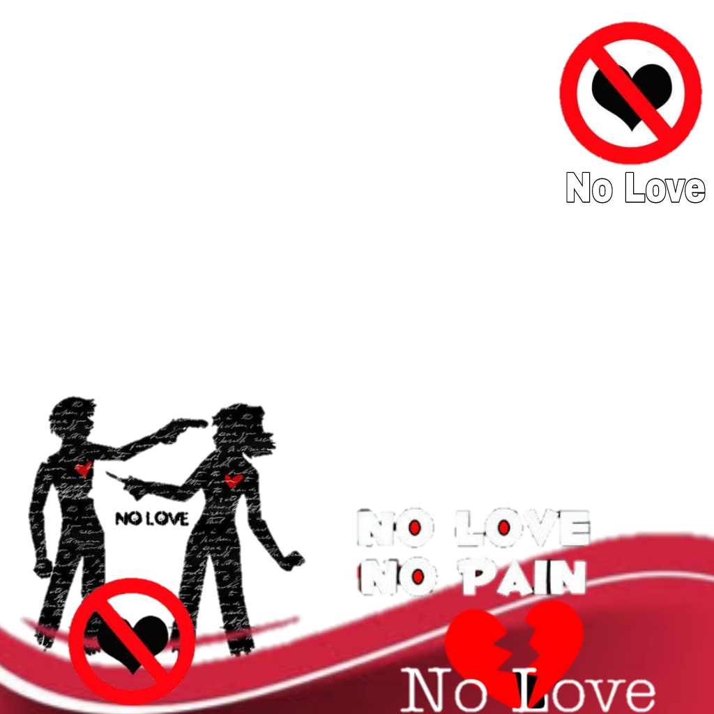No Love No Pain Awareness Campaign Isupportcause