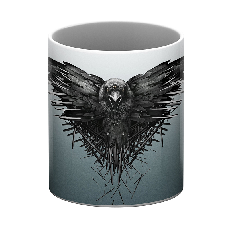 Game of Thrones Three Eyes Raven