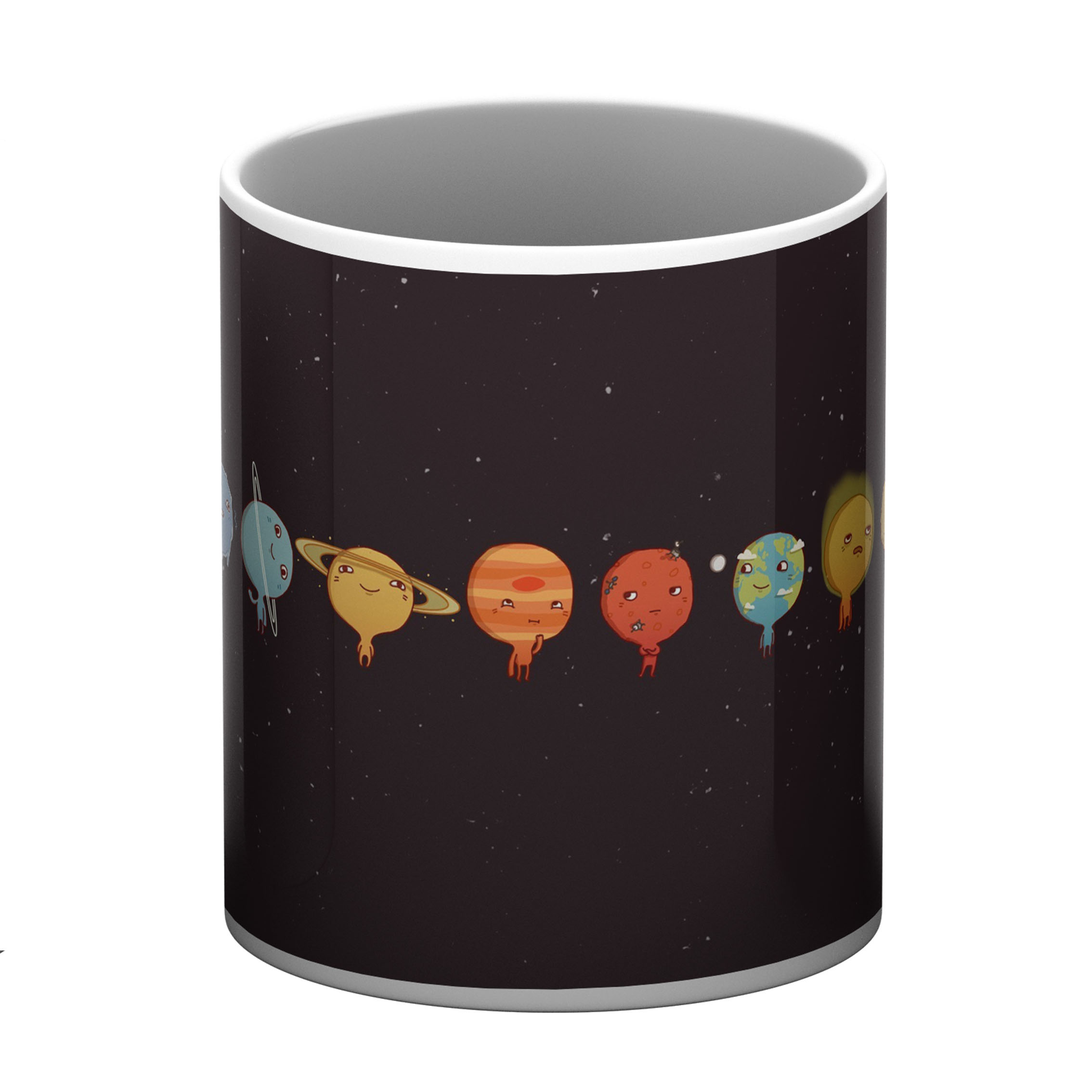 Planet Kids White Coffee Mug