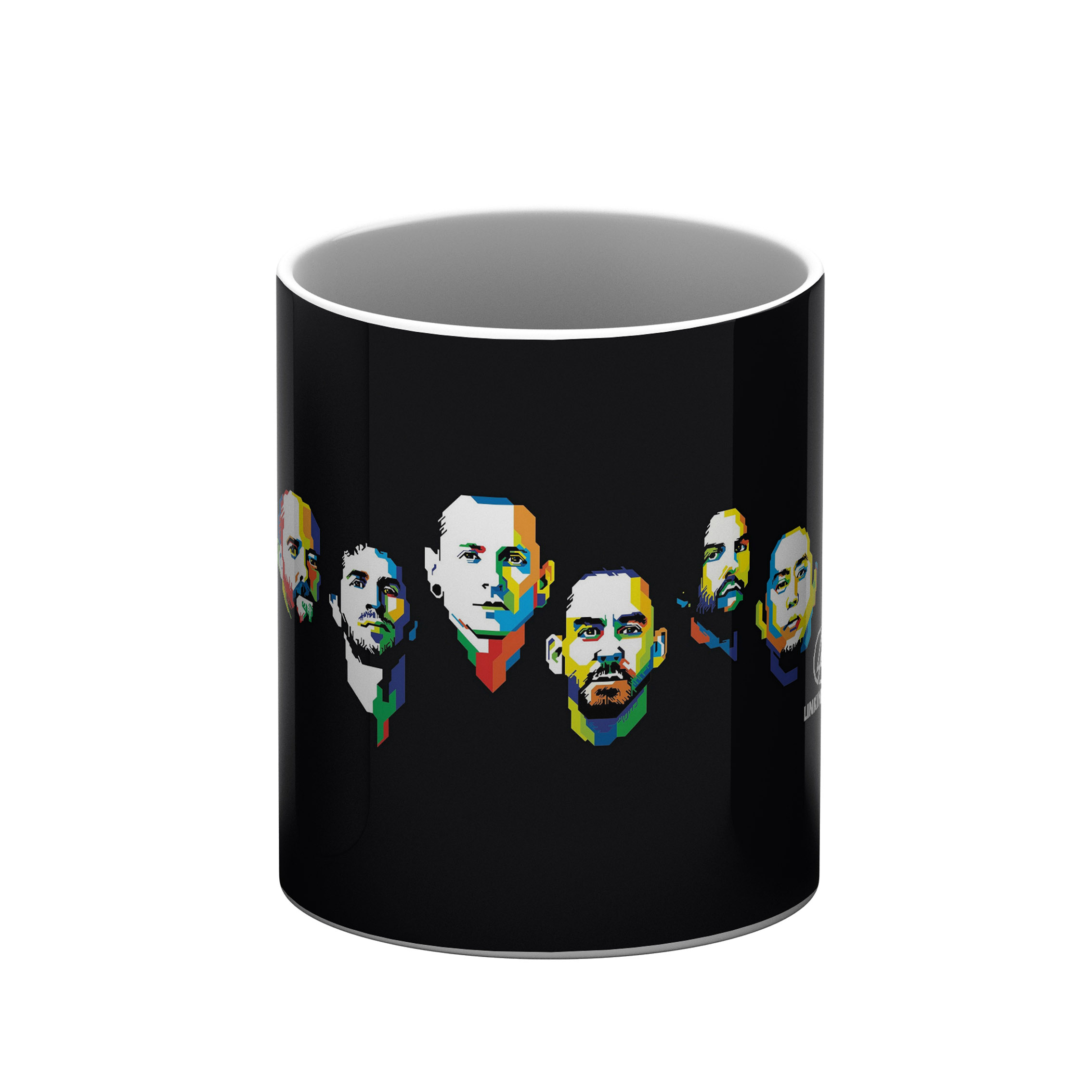 Linkin Park Rock Band Coffee Mug