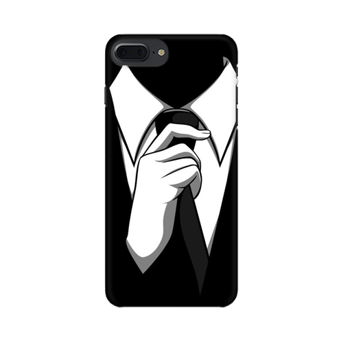 Anonymous Tie Apple iPhone 8 Plus Mobile Cover Case