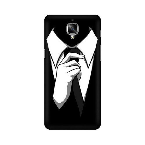 Anonymous Tie One Plus 3 Mobile Cover Case