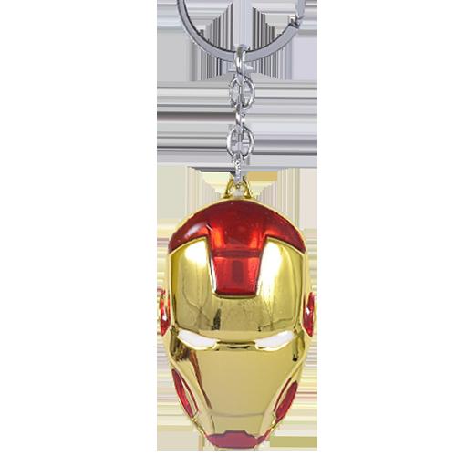 Ironman Mask Keychain