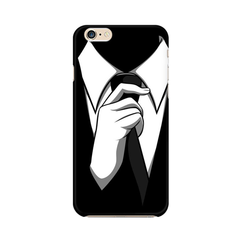 Anonymous Tie Apple iPhone 6S Plus Mobile Cover Case