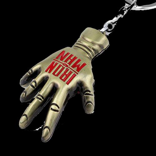Ironman Hand Keychain
