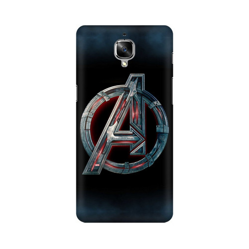Avengers One Plus 3 Mobile Cover Case
