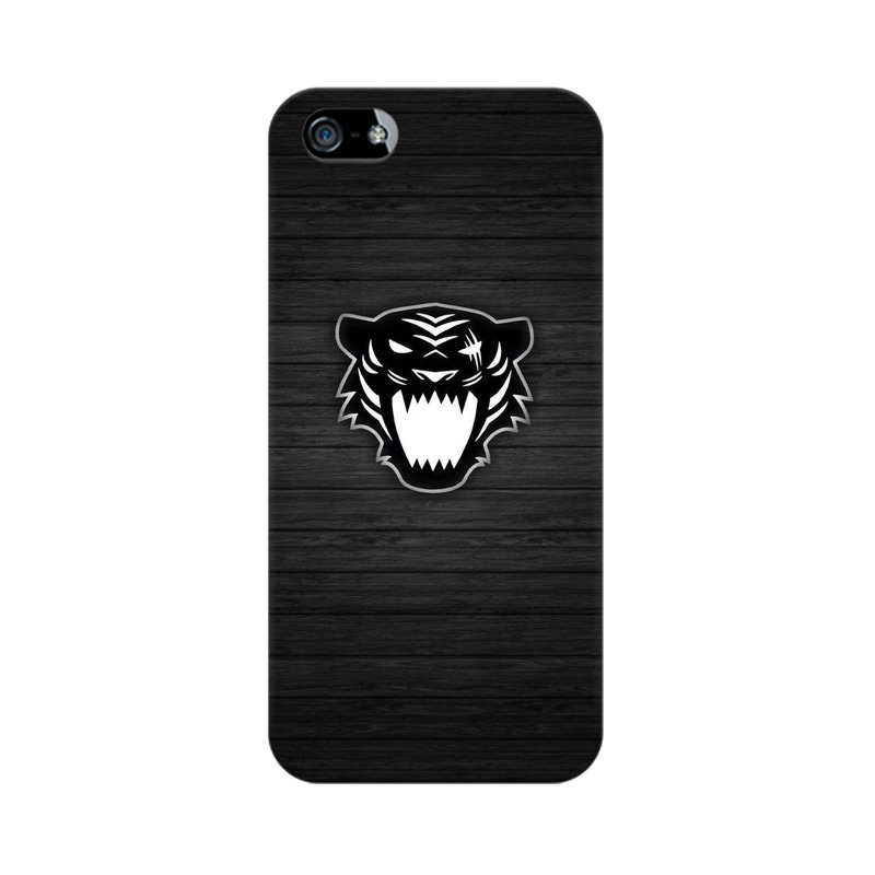 Black Panther Apple iPhone 5 Mobile Cover Case