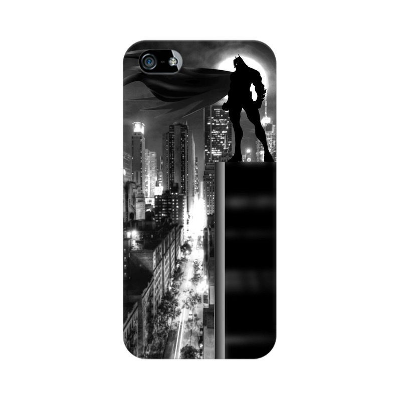 Batman Dark Knight Apple iPhone 5 Mobile Cover Case