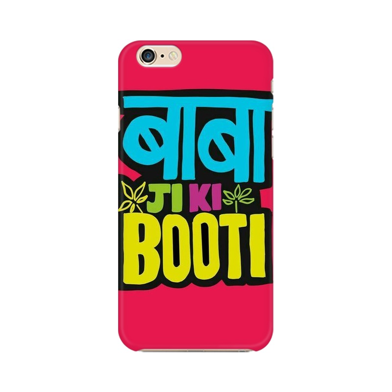 Baba ji ki Booti Apple iPhone 6 Plus Mobile Cover Case