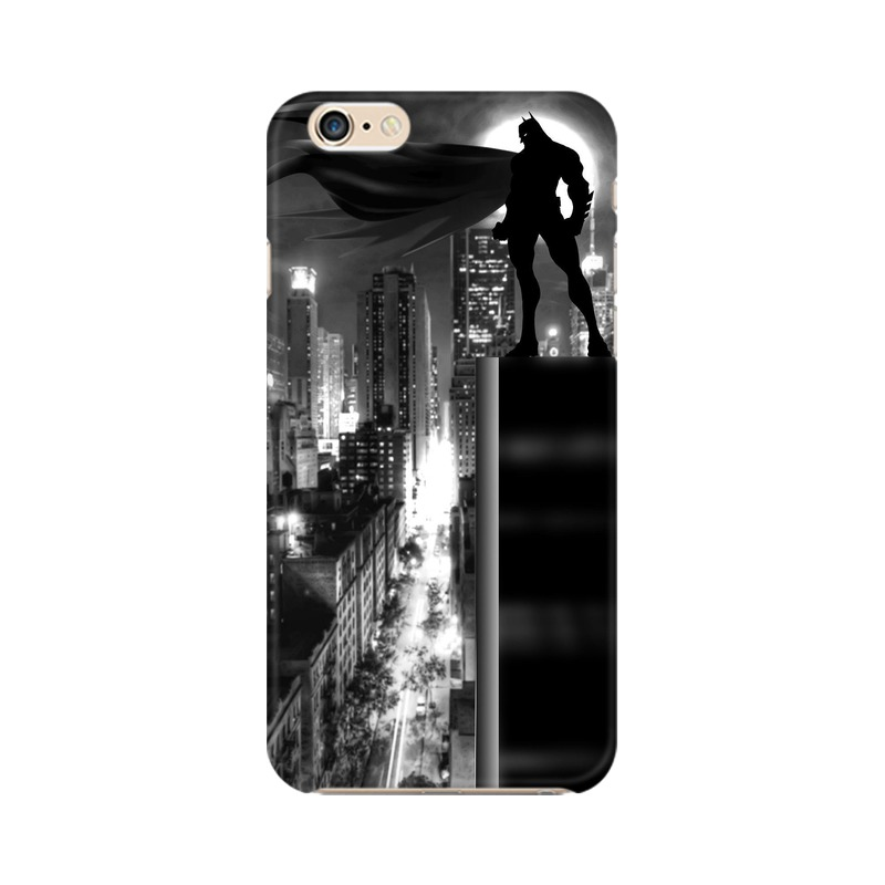 Batman Dark Knight Apple iPhone 6 Plus Mobile Cover Case