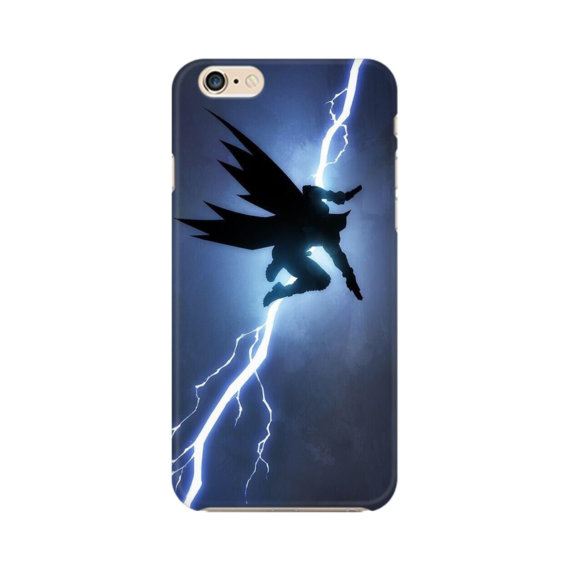 Batman Thunder Apple iPhone 6 Plus Mobile Cover Case