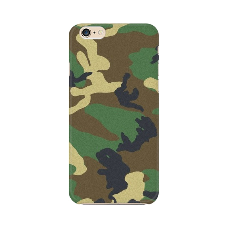 Army Texture Apple iPhone 6 Plus Mobile Cover Case