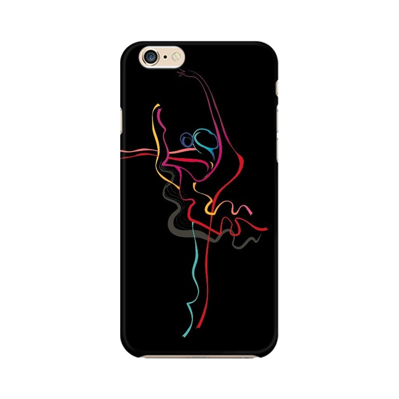 Abstract Dance Apple iPhone 6s Plus Mobile Cover Case