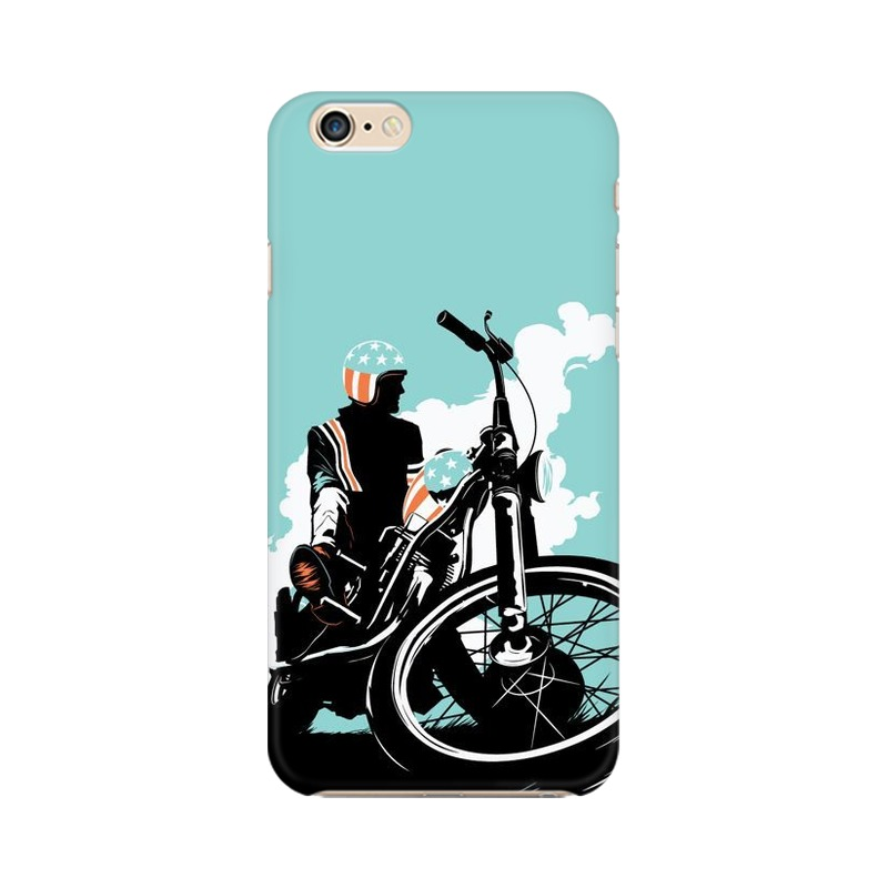 American Biker Apple iPhone 6s Mobile Cover Case