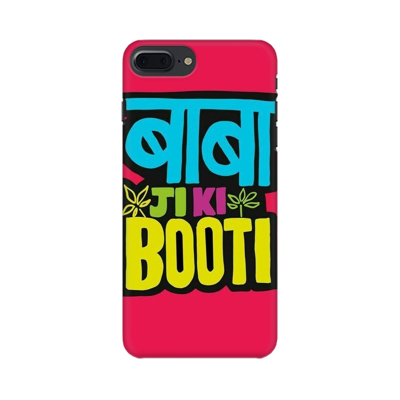 Baba ji ki Booti Apple iPhone 7 Plus Mobile Cover Case