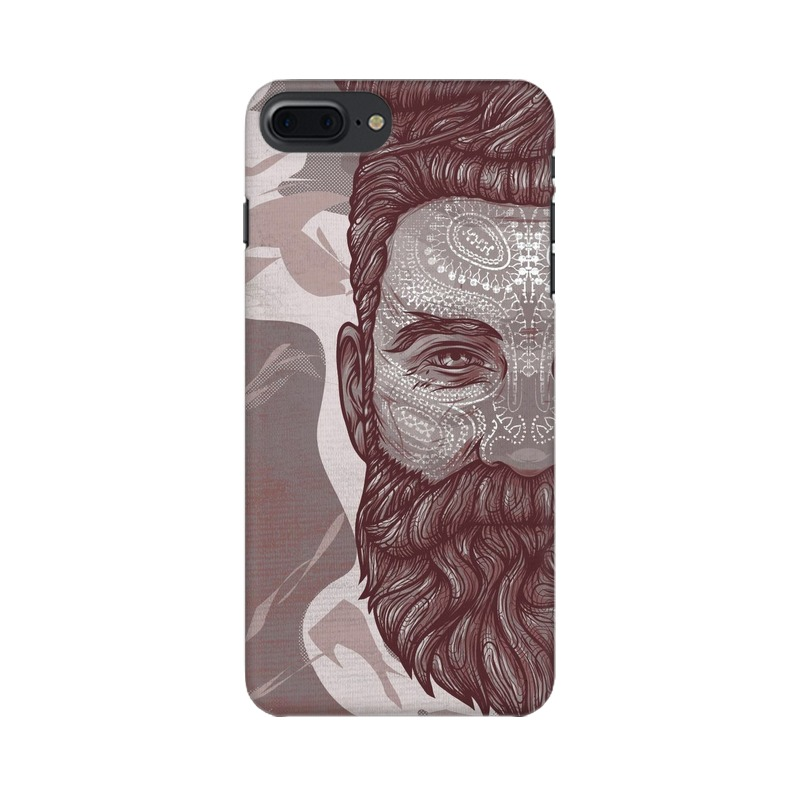 Beardo Man Apple iPhone 7 Plus Mobile Cover Case