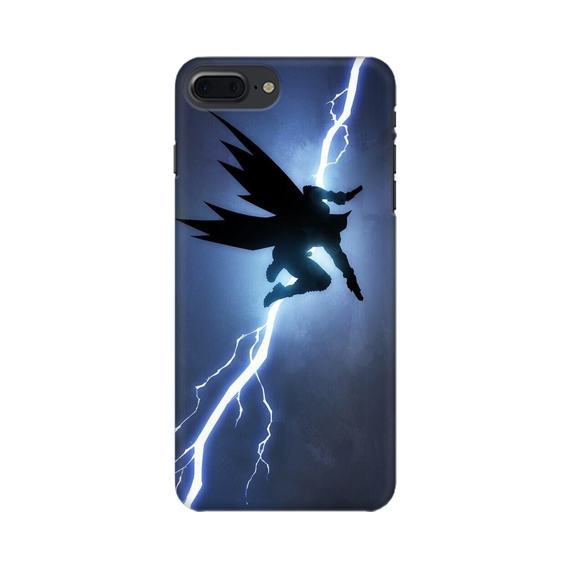 Batman Thunder Apple iPhone 7 Plus Mobile Cover Case