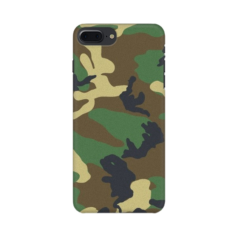 Army Texture Apple iPhone 7 Plus Mobile Cover Case