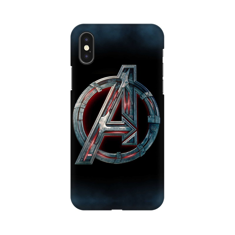Avengers Apple iPhone Xs Mobile Cover Case