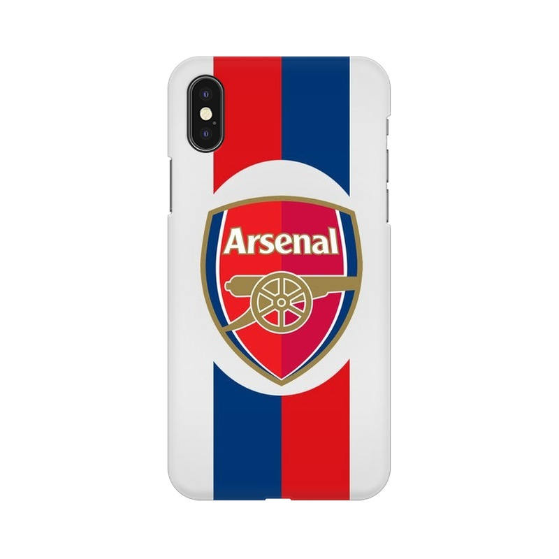 Arsenal Apple iPhone Xs Mobile Cover Case